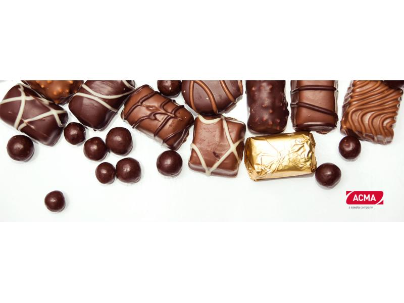 ACMA and Venchi: an alliance of excellence for Italian chocolate